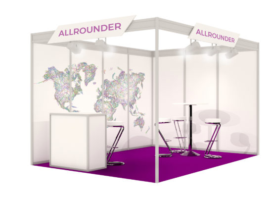 Standtyp Allrounder