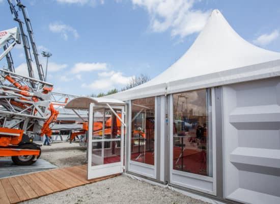 Tent bauma Munich