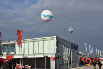 Ballon inter airport