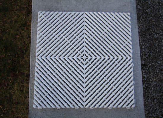 Bodenbelag grau