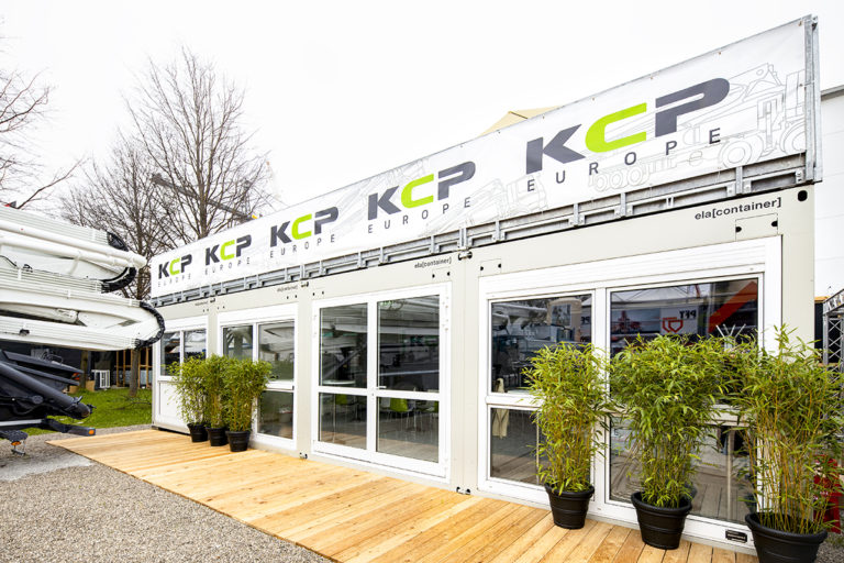 bauma-outside area- KCP 2019