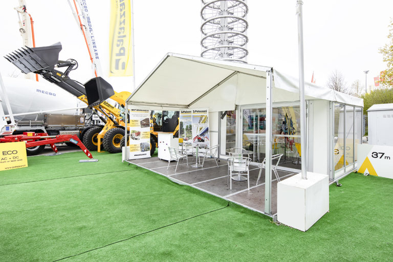 bauma-outside area- Palazzani 2019