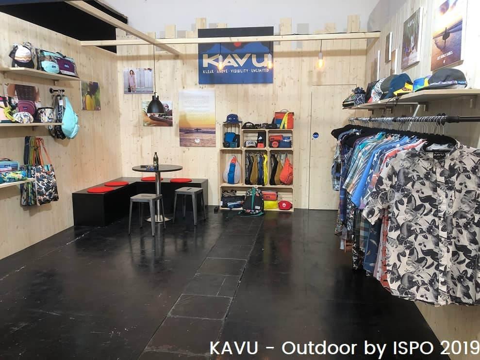 KAVU-Outdoor by ISPO-2019