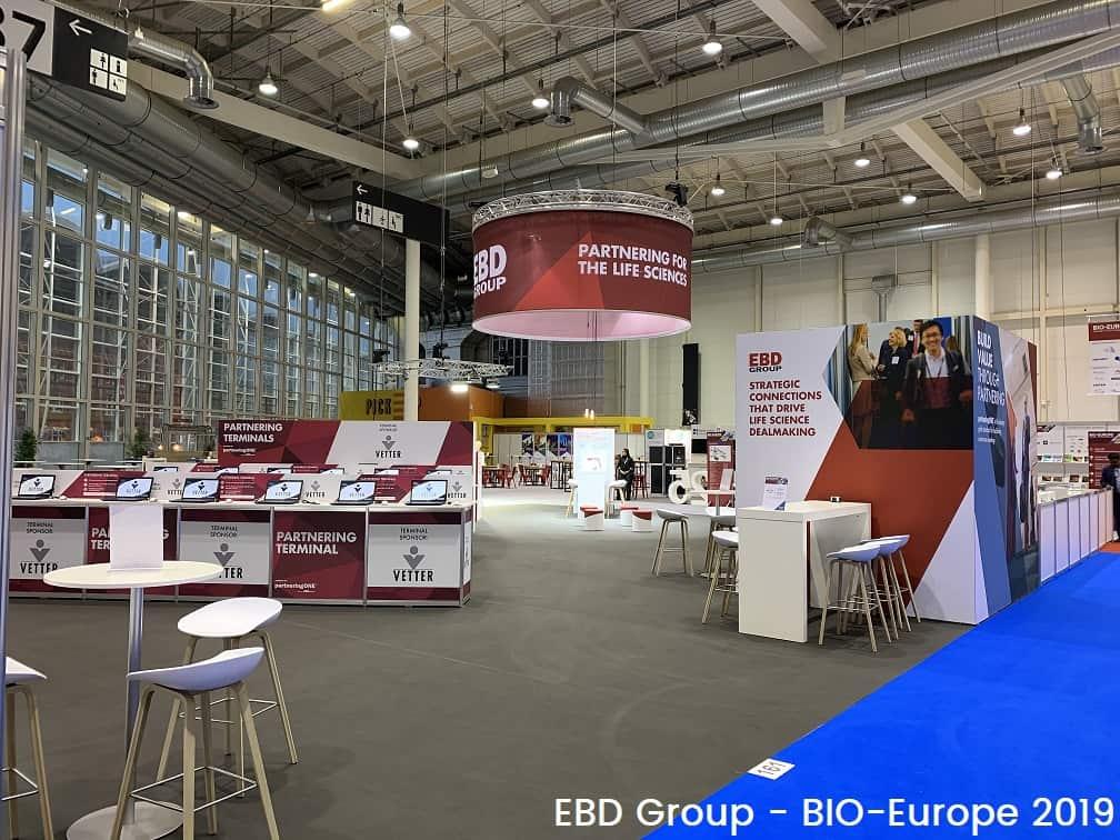BIO Europe EBD Stand